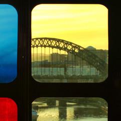 Tyne Bridge from The Baltic