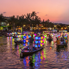 New Year in Hoi An