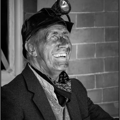 1940's Coal Miner
