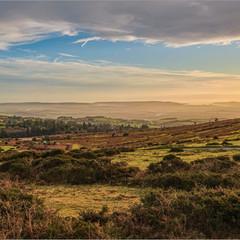Dartmoor awaking