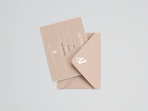 50€ Luxury Gift Card