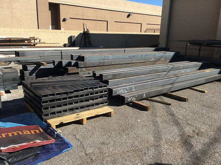 Structural steel las vegas
