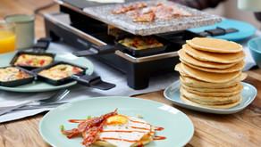 Raclette - Frühstück mal anders