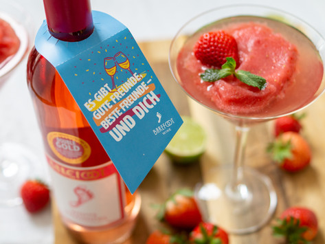 Rosé-Strawberry-Love