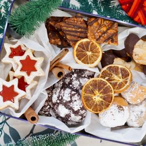 Weihnachtlicher Plätzchenteller - Unsere Top-5
