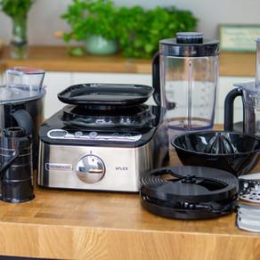 Küchenmaschinen-Test: Kenwood® KFlex