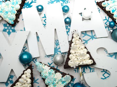 Christmas-Brownies