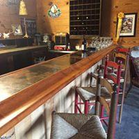 Bar in Main Lounge