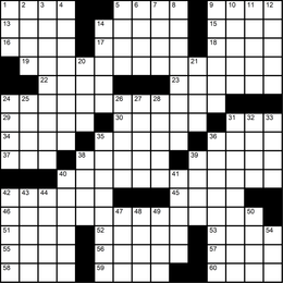028: Themeless Puzzle 6
