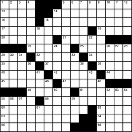 042: Themeless Puzzle 11