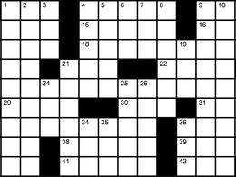 051: Spring Cleaning - Weekend Bonus Puzzle 3 (Themeless)