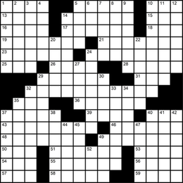 039: Themeless Puzzle 10