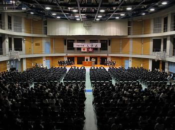 平成27年度入学式が行われました