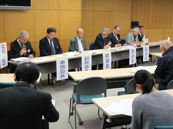平成29年度 第2回常任幹事幹事会の報告