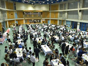 「東工学園同窓会」最大のイベント・総会及び懇親会が、5月16日、駒場の母校において開催されました!