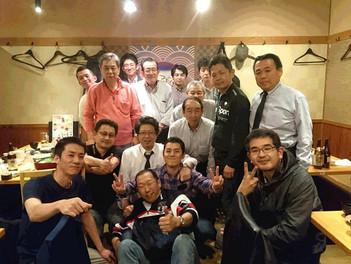 株式会社カネコOB会報告