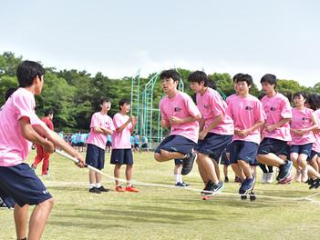平成30年度 高校体育祭実施
