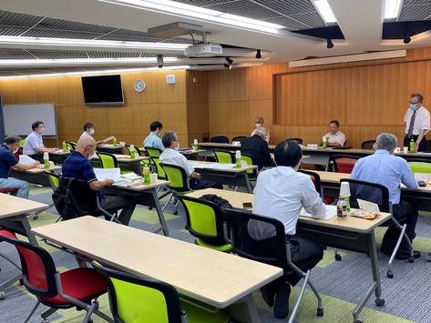 令和2年度の東工日駒同窓会総会を行いました。