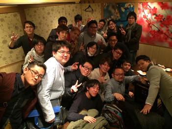 日駒65期H組クラス会報告