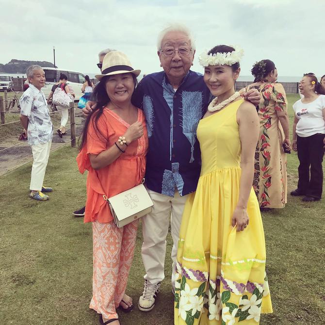 鵠沼ハワイアンフェスティバル2019