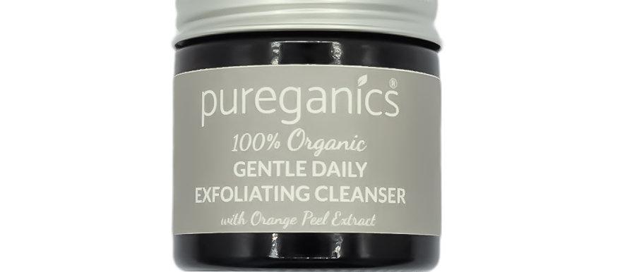 Gent's Organic Exfoliating Cleanser