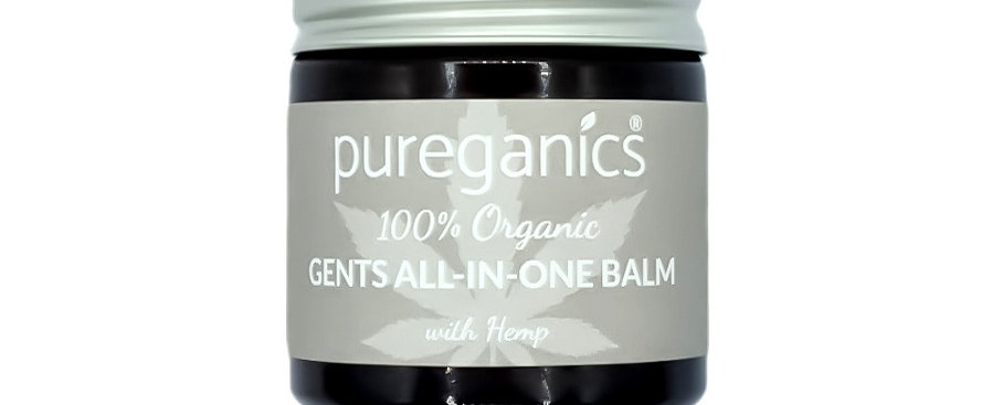 Gents Organic All in One Balm