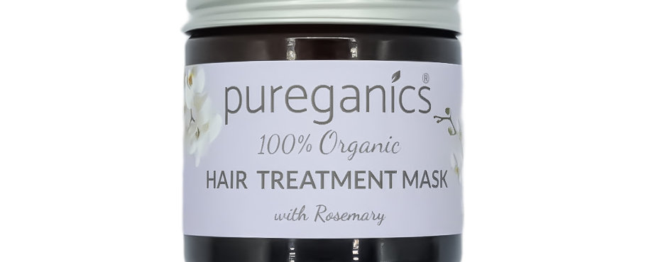 Organic Hair Treatment Mask
