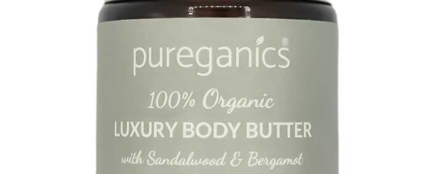 Gents Organic Luxury Body Butter