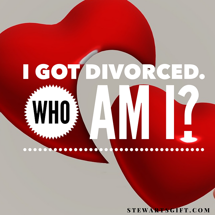 I got Divorced. Who am I?