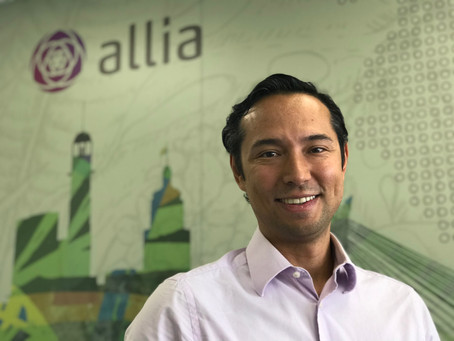 RODRIGO SENDAY É O NOVO DIRETOR EXECUTIVO DA ALLIA