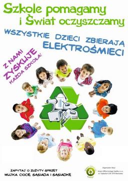 Znalezione obrazy dla zapytania szkole pomagamy swiat oczyszczamy
