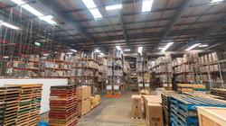 Sydney Warehosue Overview