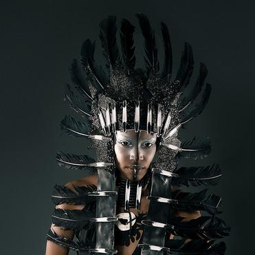 Tribal - Melissa Simon Hartman - Legionmas - Roger Charles Photography