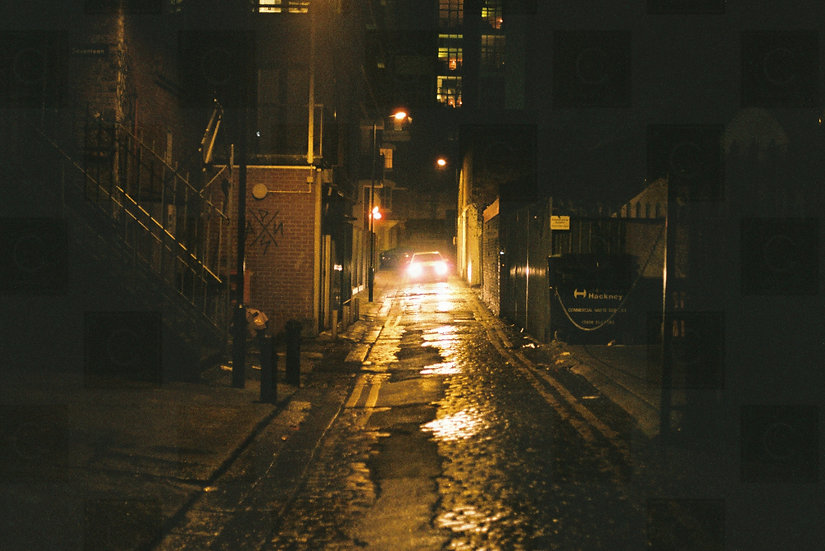 Late Night Streets