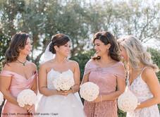 Taz and Giamma wedding Capri -