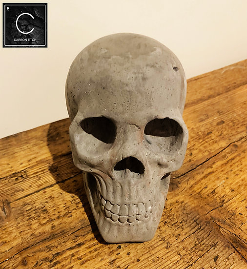 Concrete Skull