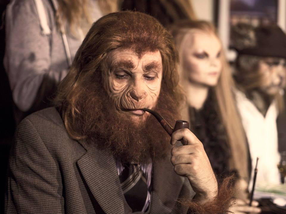 Orangutang Prosthetic