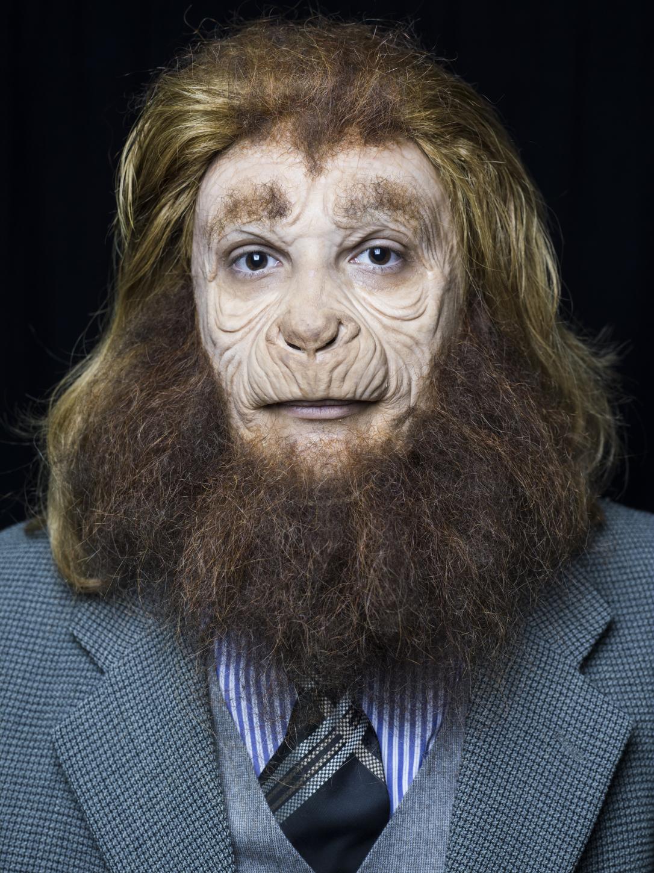 Orangutang Prosthetics