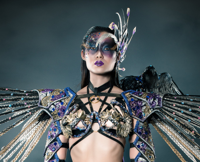 Desdemona - Melissa Simon Hartman - Legionmas - Roger Charles Photography