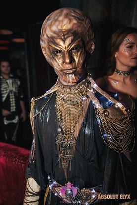 Alien 3 piece prosthetics - RBFX