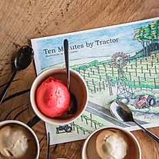 Sunny Ridge Strawberry Ice Cream