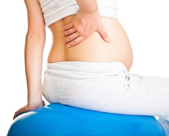 prenatal massage therapy