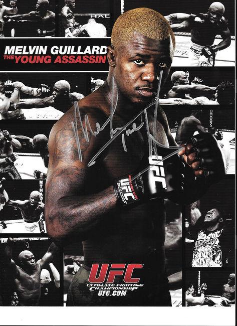"Melvin ""the Young Assassin"" Guillard"