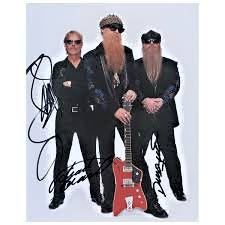 ZZ Top, Rock Band