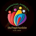 logo Utkal Pragati golden.png