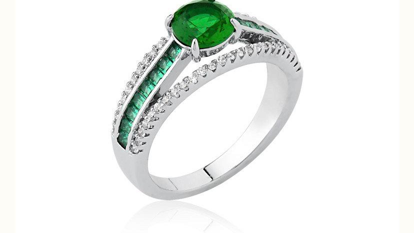 anel Parma verde