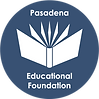 Pasadena Educational Foundation Logo