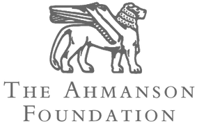 The Ahmanson Foundtion Logo
