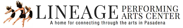 Lineage Performing Arts (logo), A home for connecting through the Arts in Pasadena
