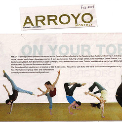Arroyo - On Your Toes.jpg